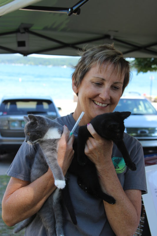 McKee Works To Reduce Pet Population