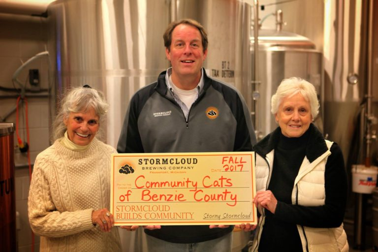 Giving Tuesday with StormCloud Brewery